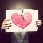 Afbeelding gebroken hart